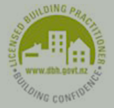 Gregg Proudfoot Plastering - Exterior Plastering Specialists Christchurch - Licensed Building Practitioner Logo